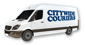 Dublin Couriers Citywide Tallaght 24 - Van
